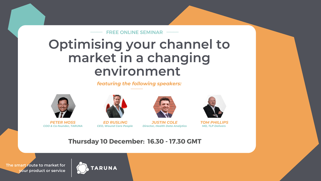 Optimising Your Channel To Market In A Changing Environment
