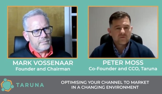 Taruna Webinar - Optimising Your Channel To Market In A Changing Environment